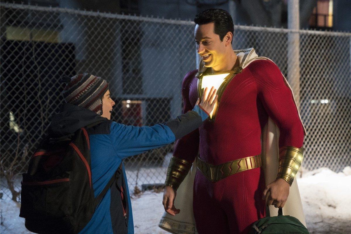 Shazam! – Kritik: Erfrischend unepisches Helden-Kino