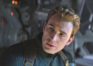 Captain America, Steve Rogers, Chris Evans, The First Avenger