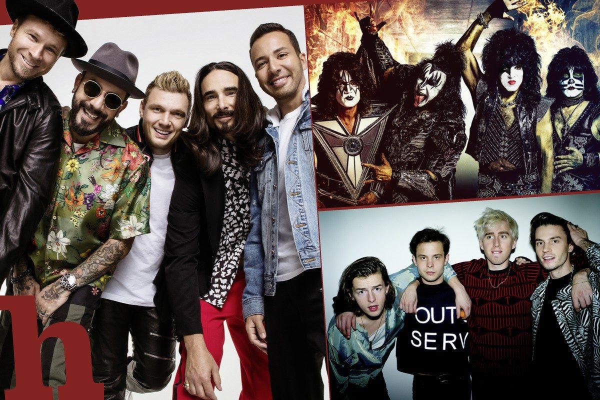 Wien-Konzerte im Mai: Von Backstreet Boys über Bilderbuch bis Kiss