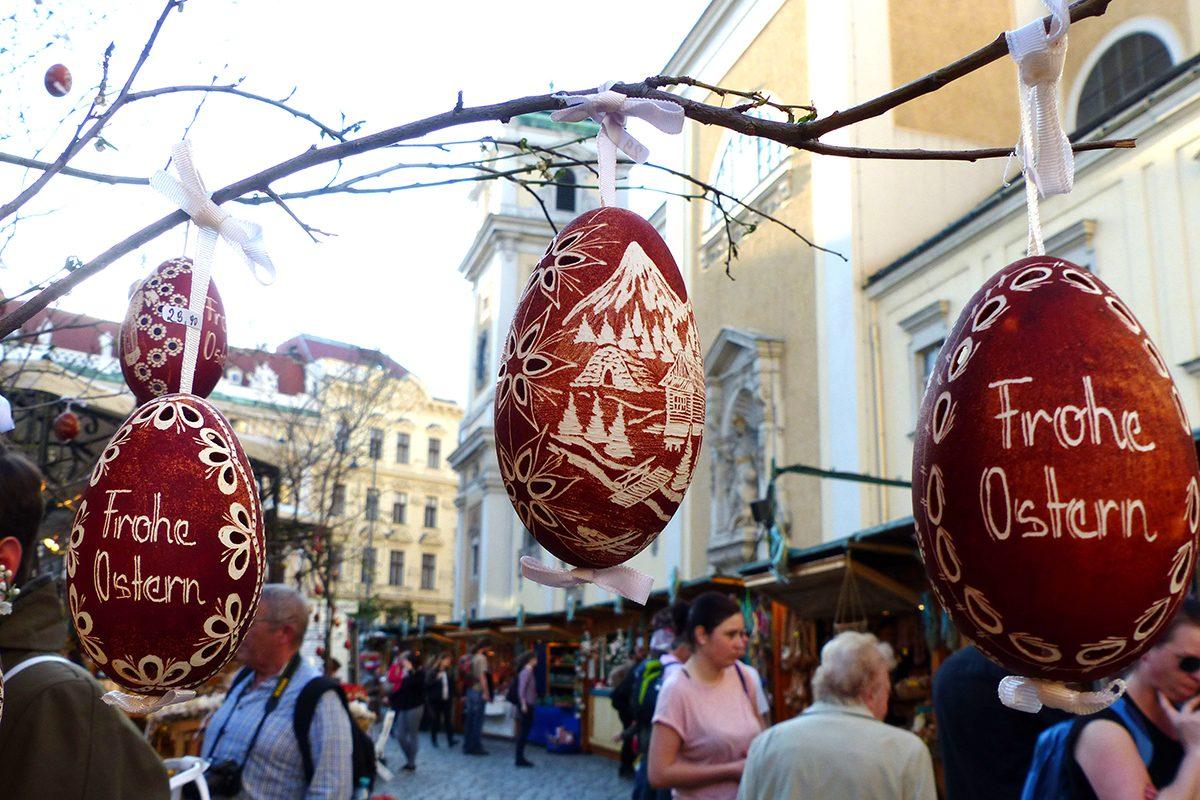 Die 6 besten Ostermärkte in Wien – von Floridsdorf bis Schönbrunn