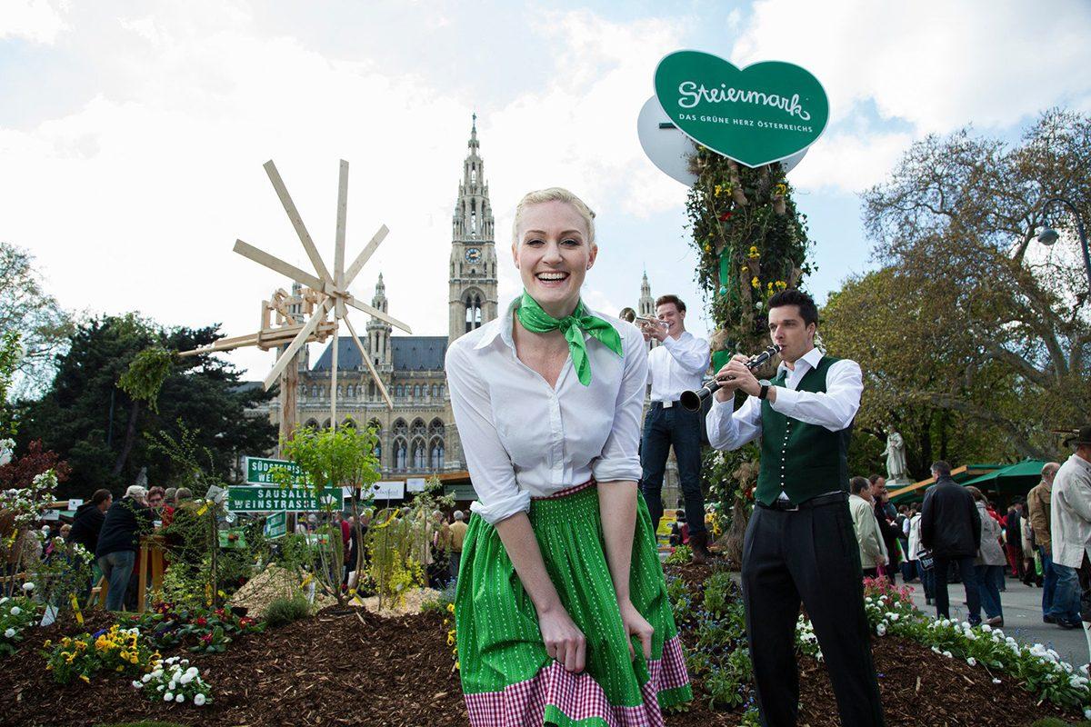 Steiermarkdorf 2019 in Wien: Dieses Programm erwartet euch