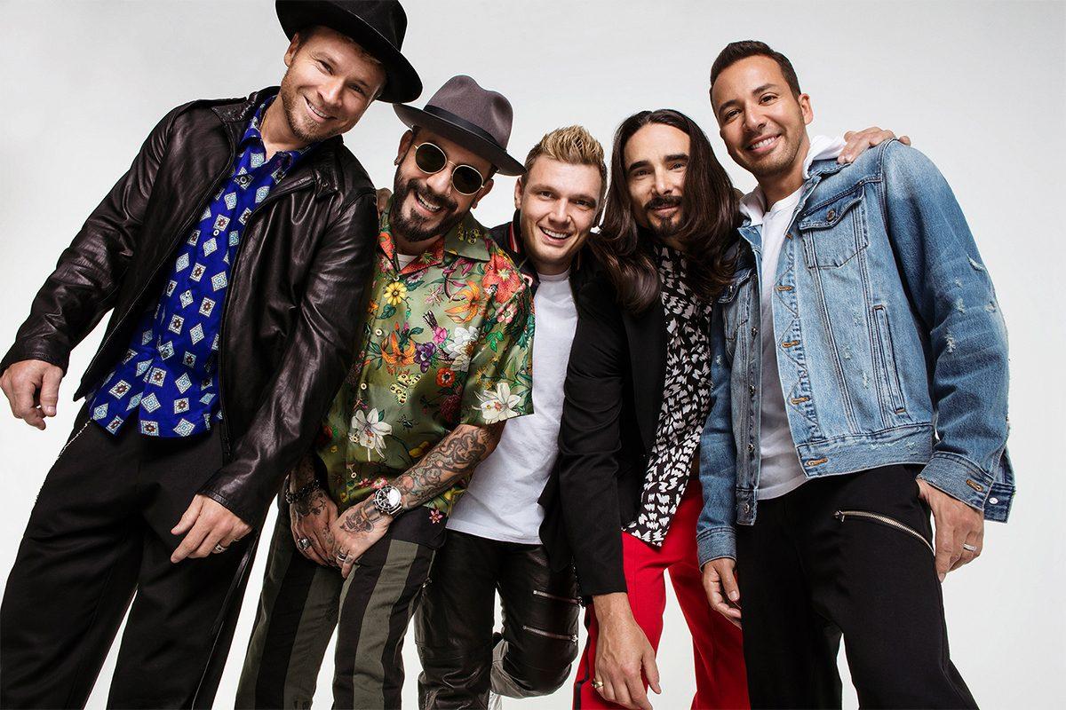 Backstreet Boys in Wien: 4 Gründe, die Boyband live zu erleben