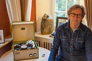 Eric Clapton, Presse Foto,