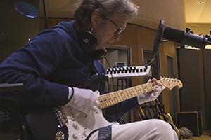 Eric Clapton, Studio, Foto, Fender Stratocaster