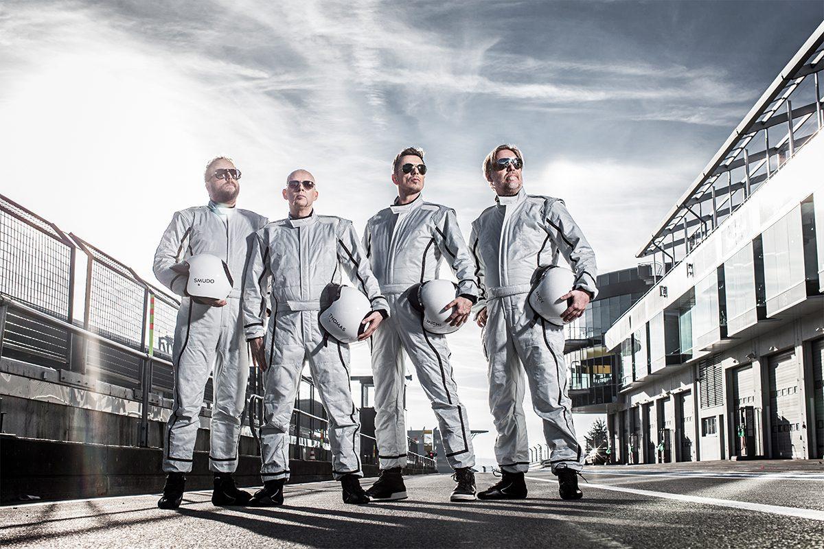 Die Fantastischen Vier laden zur Rap-Messe in Graz