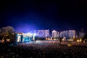 Fanta4, die fantastischen vier, Graz, live