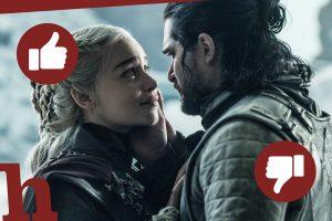 Game of Thrones Finale: Die Tops und Flops von Staffel 8