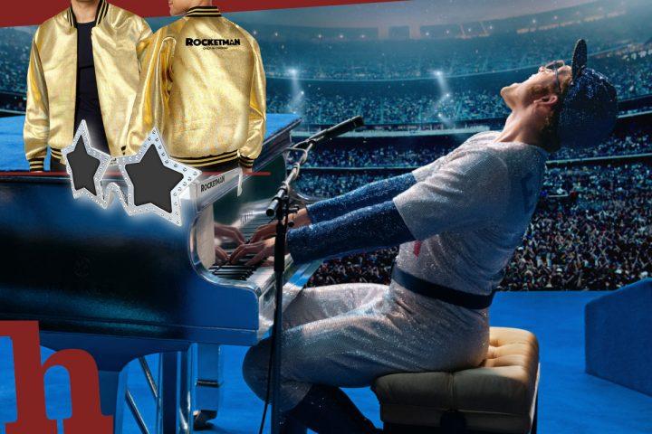 Rocketman: Geniales Kinopaket zum Elton-John-Film gewinnen!