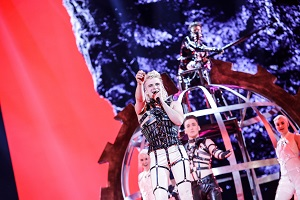 Hatari, Teilnehmer, Island, Song Contest, Favoriten, 2019, Protest, Industrial, SM Outfit