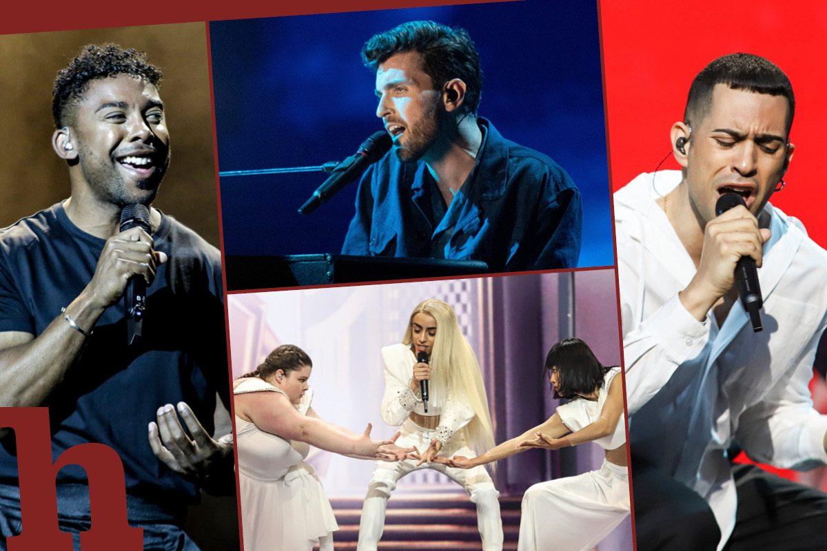 Song Contest Favoriten 2019: Die besten und schrägsten Lieder
