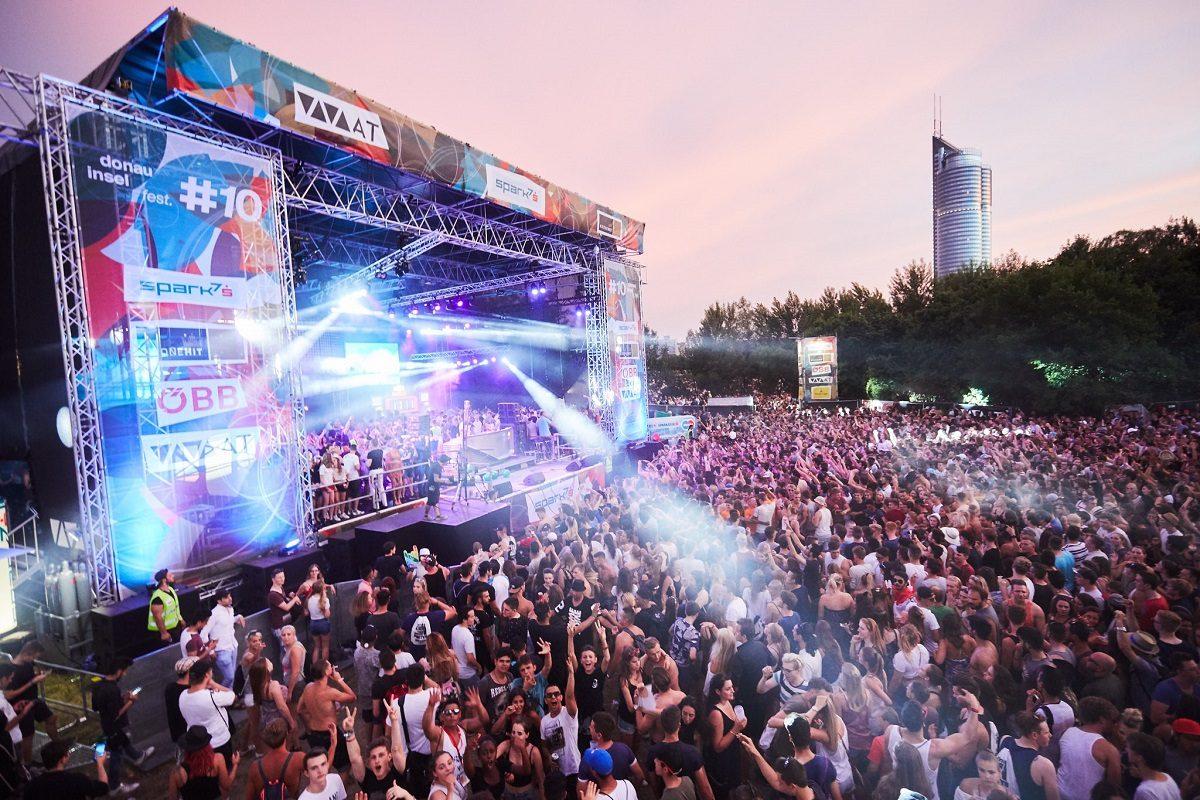 Donauinselfest 2019 – diese Musik-Highlights fegen über die 13 Bühnen