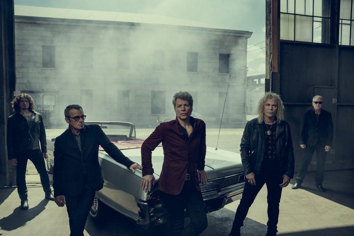 Bon Jovi – Mit dieser Show rockt die Legende Wien