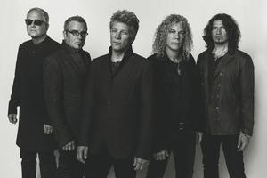 Bon Jovi, Rock, Live, Ernst-Happel, Wien