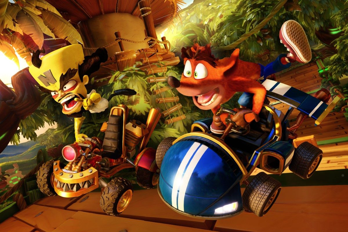 Crash Team Racing Nitro Fueled im Test: Tuning gelungen!