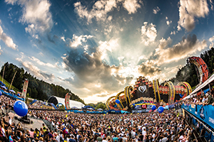 Festival, Electric Love, Festival, Salzburgring, Main Stage, EDM