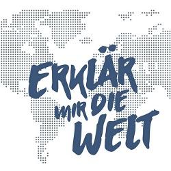 erklär mir die Welt, Podcast, Logo,