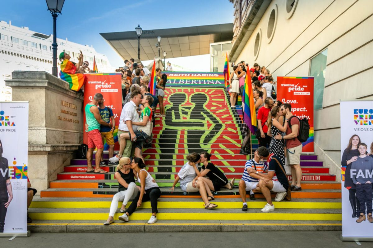Europride 2019 in Wien – diese schrill-bunten Events erwarten euch!