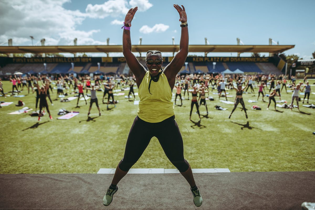 Feel Good Festival 2019 – das volle Programm Fitness & Yoga