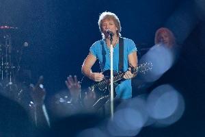 Rock, Bon Jovi, Live, Ernst-Happel, Wien