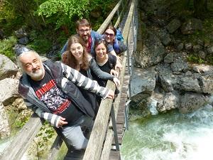 Brücke, Helden, Erlach, Fluss, Naturpark, Ötscher, Tormäuer