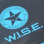 Schriftzug, Mappe, Geheimdienst, Agenten, Helden, CityMAXX, Schnitzeljagd