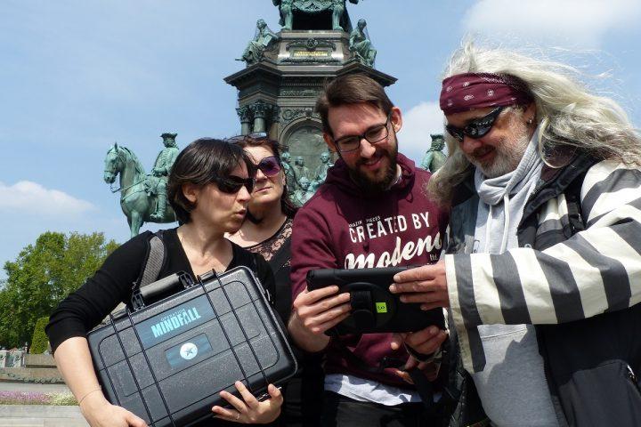 CityMAXX Schnitzeljagd im Test: Rette Wien vor dem Virus!