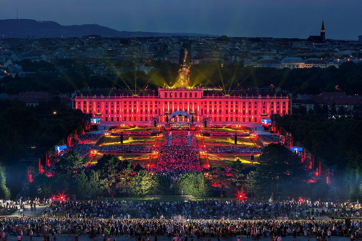 Sommernachtskonzert 2019 in Schönbrunn – Yuja Wang als Stargast