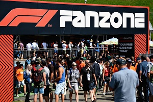 f1 fanzone, red bull ring, spielberg, fans