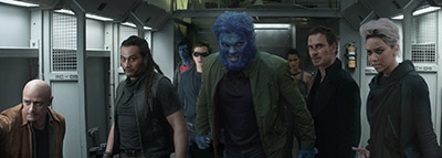 x-men, dark phoenix, comic, professor x, magneto, michael fassbender, james mcavoy