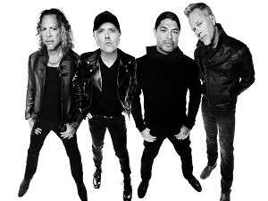 metallica, lars ulrich, james hetfield