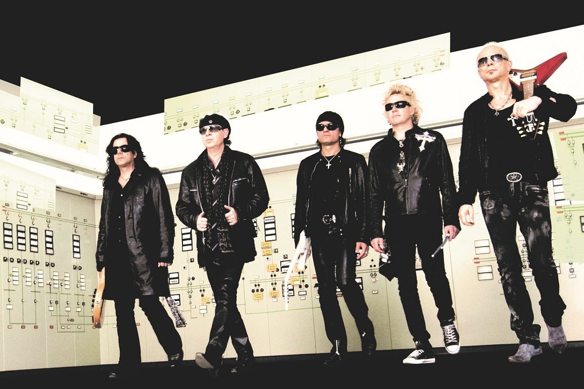 Scorpions & Europe: So rockt das Legenden-Doppel die Burg Clam