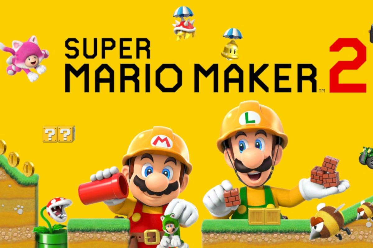 Super Mario Maker 2 – Review: So spielt sich der Level-Klempner