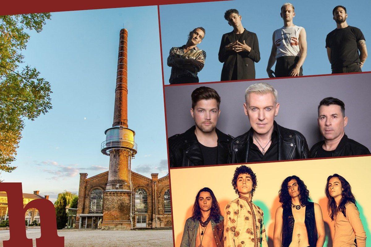 METAStadt neuer Open-Air-Hotspot: Diese Bands begeistern Wien