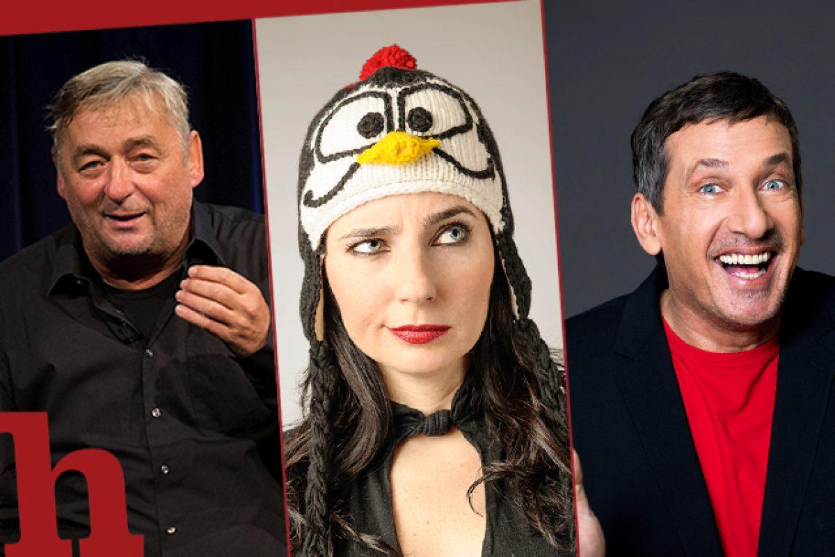 Wiener Kabarettfestival 2019 – 18 Comedians an 6 Tagen