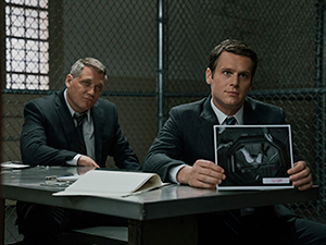 Mindhunters, Staffel 2, Holt McCallany, Jonathan Groff, Netflix August 2019