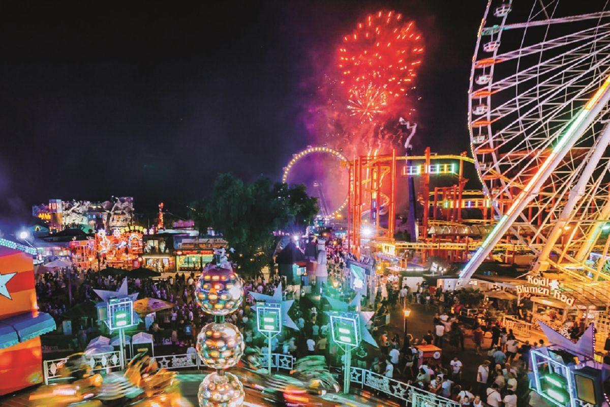 Prater Festival 2019: Legendäre DJs am neuen Calafatiplatz