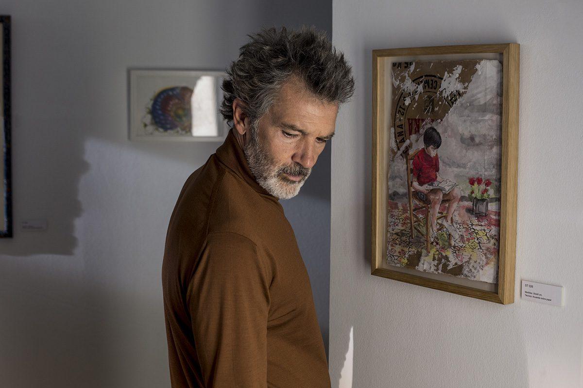 Leid und Herrlichkeit – Kritik: Einfühlsames Selbstporträt eines Altmeisters
