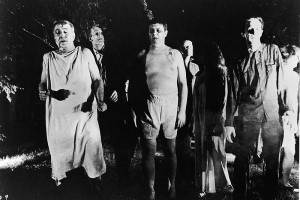 Zombies, Nacht der Lebenden Toten, schwarzweiß, Horror, Horrorklassiker, Top 10, Romero, Zombie
