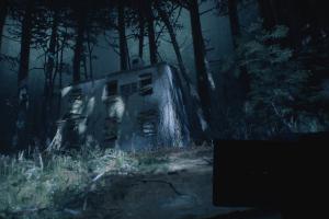 haus, horror, kamera, camcorder, spiel, review