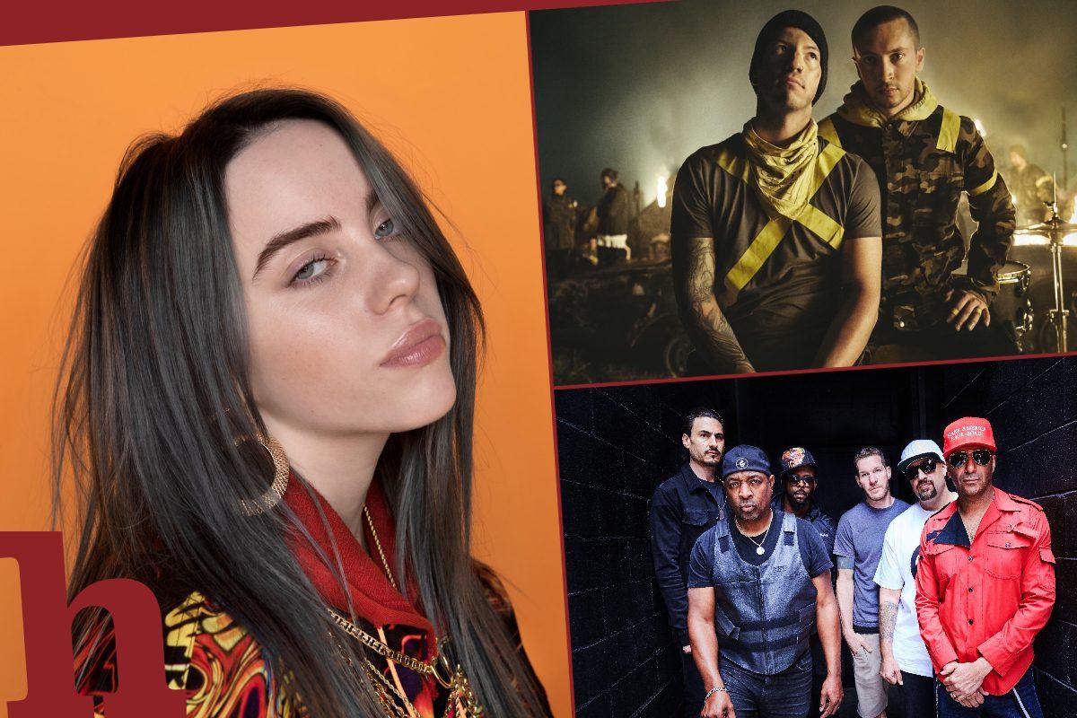 Frequency 2019: Diese 104 Bands bieten bestes Programm