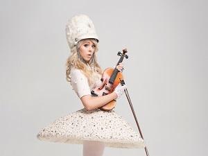 lindsey stirling, geige, violine