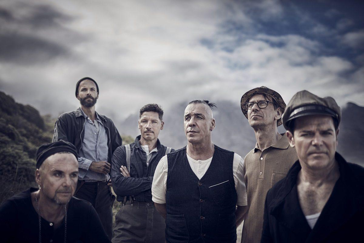 Rammstein in Wien: Flammenwerfer an für das Konzert-Doppel!