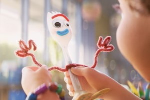 Sporky, Bonny, Spielzeug, Basteln, Kindergarten, Toy Story 4