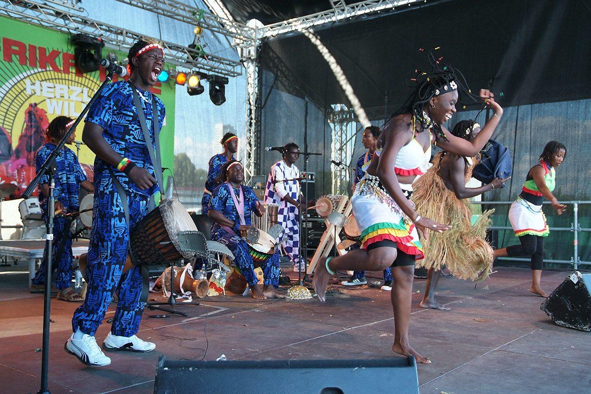 Afrika Tage 2019 auf der Donauinsel: Die Marleys kommen!