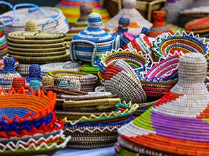 kunsthandwerk, afrika, gebrauchshandwerk, basar