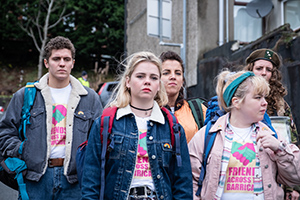 derry girls, staffel 2, netflix, serie