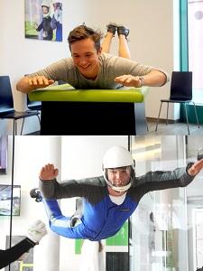 trockentraining, skydiving, windkanal, bodyflying