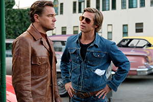 once upon a time in hollywood, quentin tarantino, leonardo dicaprio, brad pitt, 60er, western, kritik