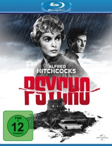 Psycho, Blue Ray, Hitchcock, Top 10, Horrorklassiker