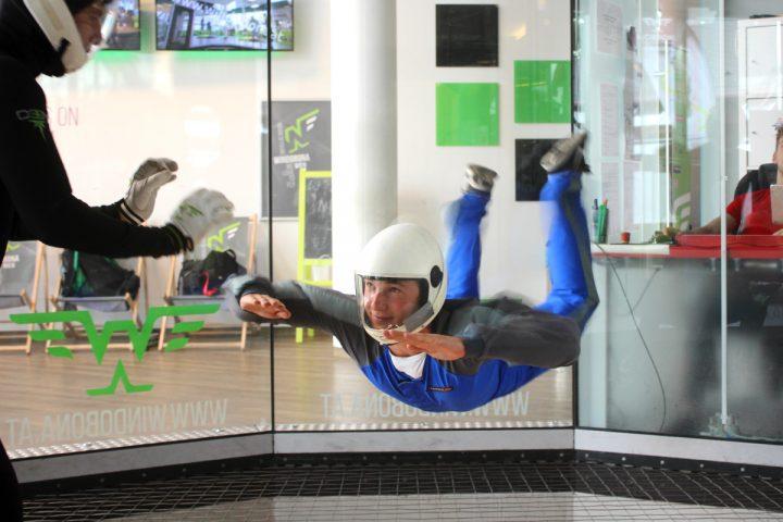Skydiving lernen im Windobona Wien: Kurs bei den Besten